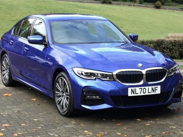 2020 BMW 3 Series 2.0 330e M Sport (70 reg)