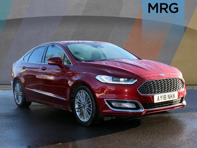 2018 Ford Mondeo 2.0 TiVCT Vignale (18 reg)