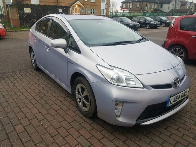 2020 Toyota Prius (64 reg)