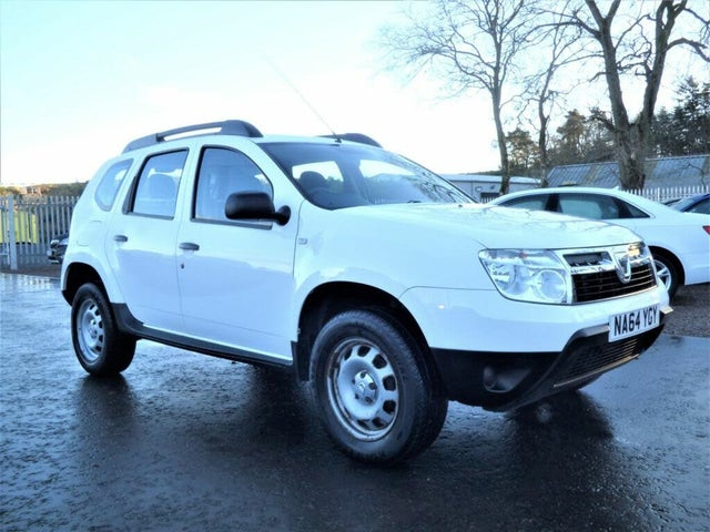 2014 Dacia Duster 1.6 Access (64 reg)