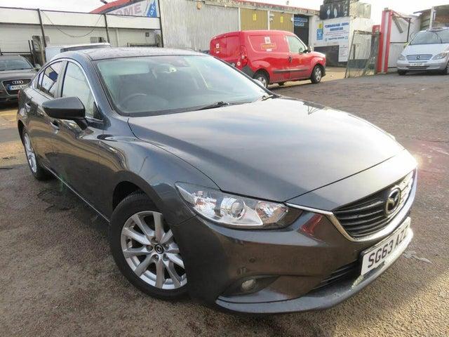2013 Mazda Mazda6 2.0 SE-L (NAV) Saloon 4d Auto (63 reg)