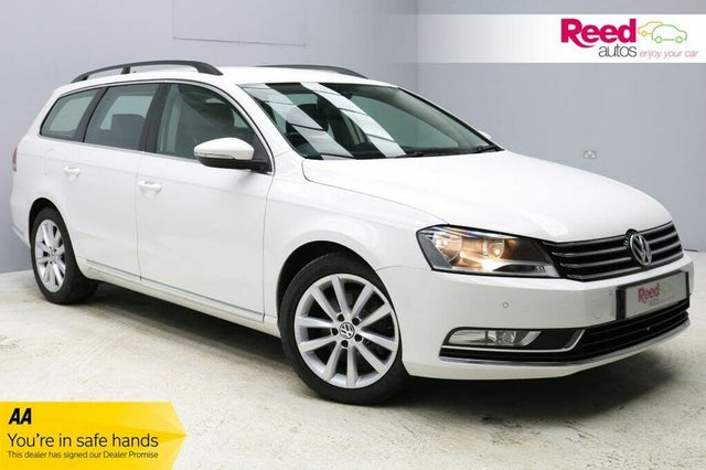 2014 Volkswagen Passat 1.6TD Executive Estate 5d (14 reg)