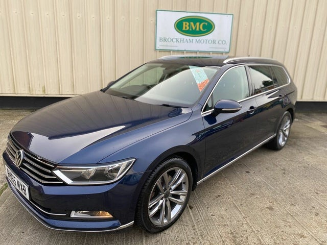 2016 Volkswagen Passat 2.0TDI GT (150ps) Estate 5d (65 reg)