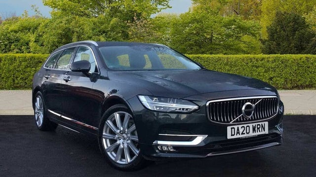 2020 Volvo V90 2.0TD D4 Inscription Plus (20 reg)