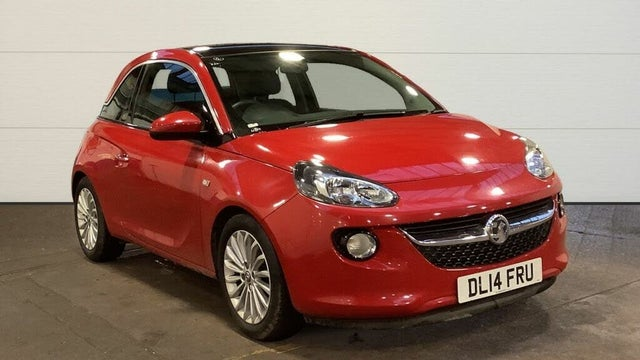 2014 Vauxhall ADAM 1.2 GLAM Technical Pk (14 reg)