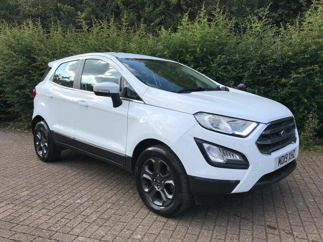 2019 Ford EcoSport 1.0T Zetec (125ps) (s/s) (19 reg)