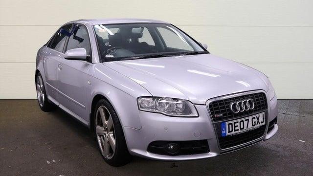 2007 Audi A4 2.0TD S Line (170PS) (DPF) 1968cc (07 reg)