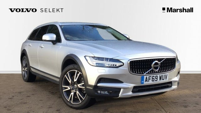 2019 Volvo V90 2.0TD D4 Cross Country Plus (69 reg)