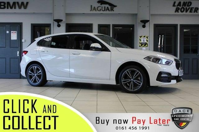 2020 BMW 1 Series 1.5TD 116d Sport (69 reg)