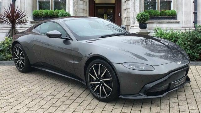 2020 Aston Martin Vantage (20 reg)