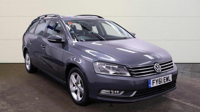 2011 Volkswagen Passat 1.6TD S Estate 5d (61 reg)