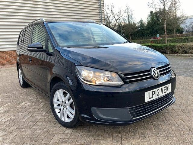 2012 Volkswagen Touran (12 reg)