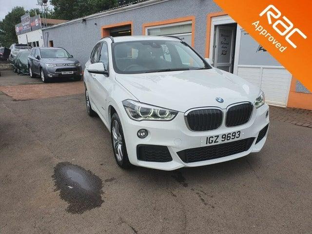 2018 BMW X1 2.0TD xDrive20d M Sport (Z9 reg)