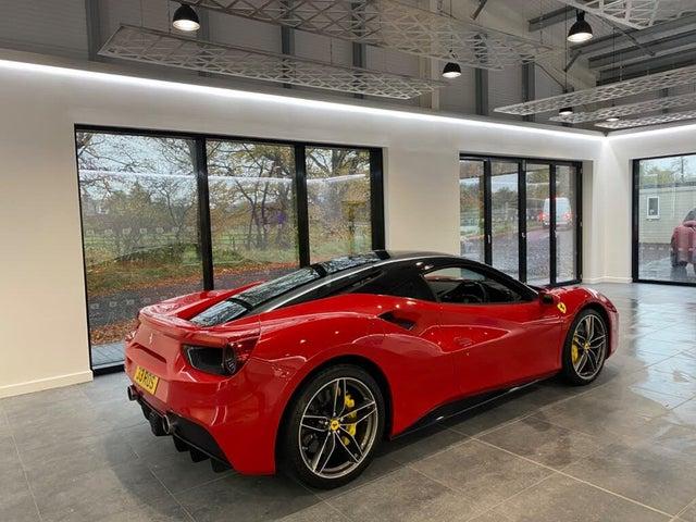 2016 Ferrari 488 3.9 488 GTB (RO reg)