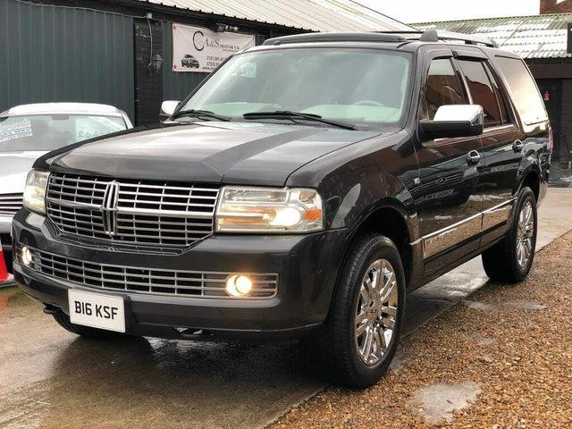 2007 Lincoln Navigator (6K reg)