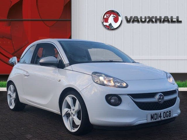 2014 Vauxhall ADAM 1.4 White Edition (14 reg)