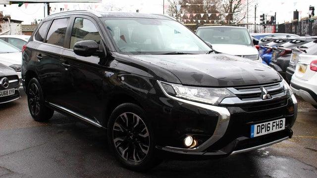 2016 Mitsubishi Outlander 2.0 GX4h PHEV (16 reg)
