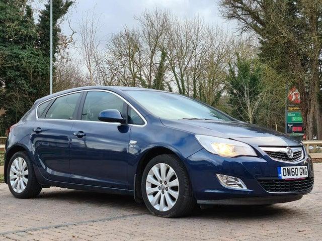 2011 Vauxhall Astra 1.4 Elite 16v Turbo (140ps) (60 reg)