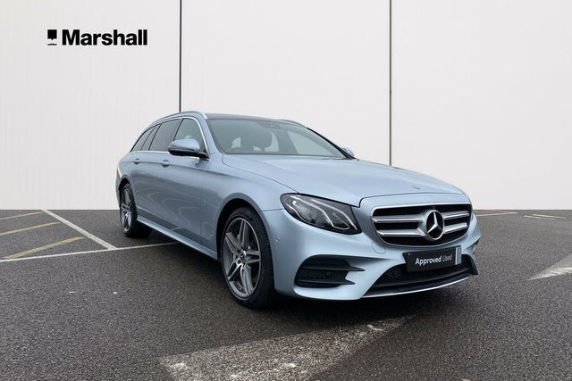 2017 Mercedes-Benz E-Class 3.0d E350d AMG Line (Premium)(s/s) Estate 5d 4MATIC (67 reg)
