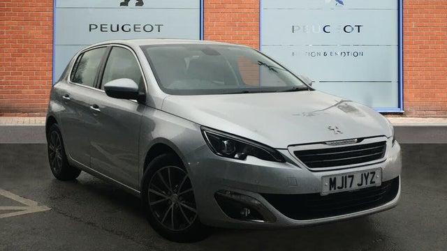 2017 Peugeot 308 1.6 BlueHDi Allure (17 reg)