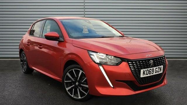 2020 Peugeot 208 1.2 PureTech Allure (100bhp) (69 reg)