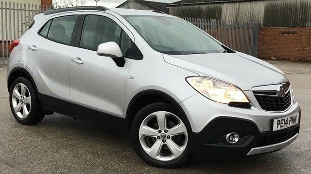2014 Vauxhall Mokka 1.6 Exclusiv (14 reg)