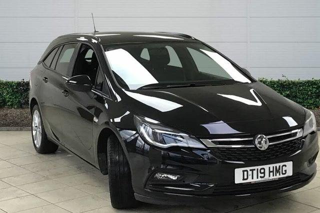 2019 Vauxhall Astra (19 reg)