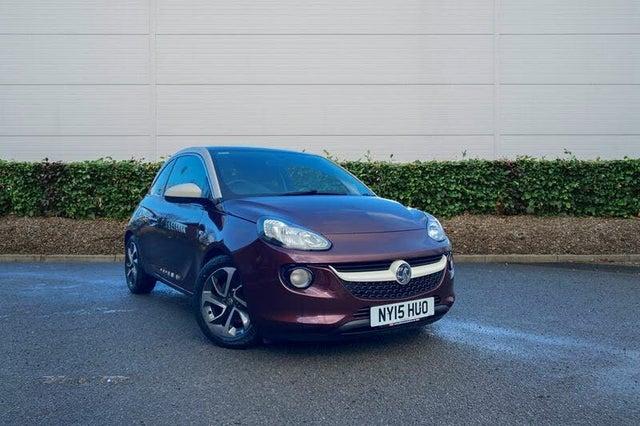 2015 Vauxhall ADAM 1.0i GLAM (15 reg)