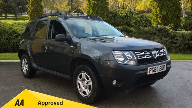 2017 Dacia Duster 1.5dCi Ambiance (110bhp) (s/s) Station Wagon 5d (66 reg)