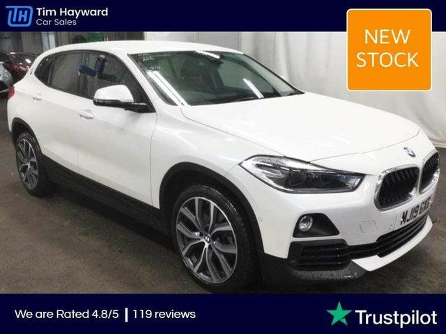 2019 BMW X2 2.0TD xDrive20d Sport (s/s) (19 reg)