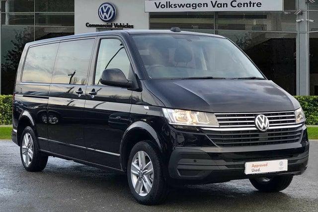 2020 Volkswagen Transporter Shuttle (70 reg)