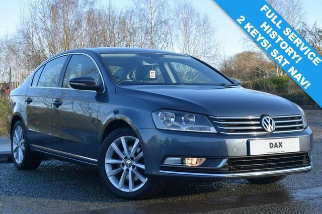 2014 Volkswagen Passat 2.0TDI Executive (140ps) Saloon 4d (14 reg)