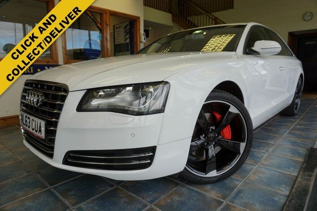 2013 Audi A8 3.0TD quattro SE Executive (63 reg)
