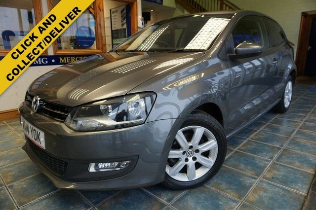 2014 Volkswagen Polo 1.2TD Match Edition 3d (14 reg)