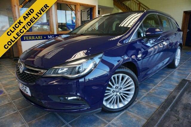 2017 Vauxhall Astra 1.6CDTi Elite Nav (109ps) Sport Tourer (17 reg)