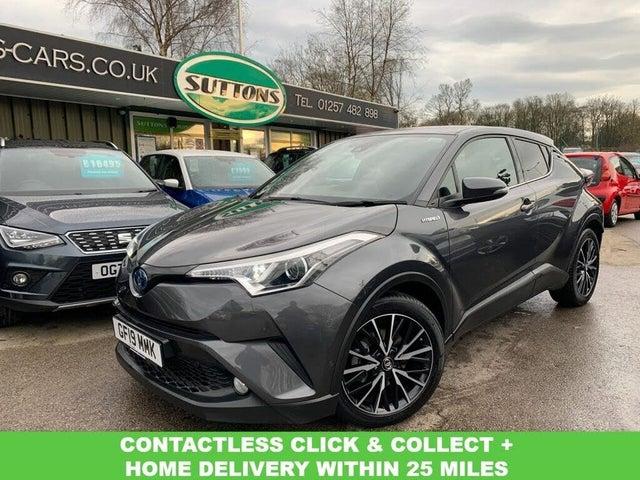 2019 Toyota C-HR 1.8 VVT-i Excel (19 reg)