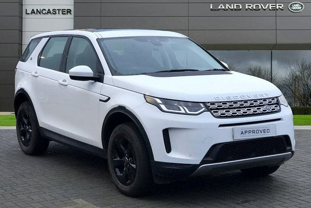 2020 Land Rover Discovery Sport 2.0 D180 S (69 reg)