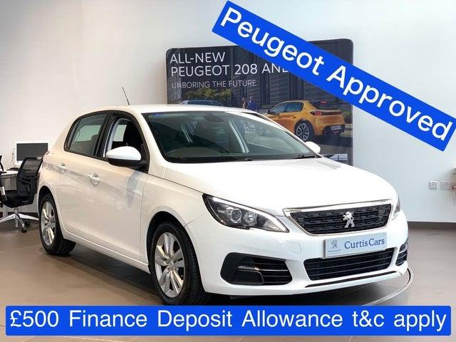 2017 Peugeot 308 1.2 PureTech Active (110bhp) (Z1 reg)