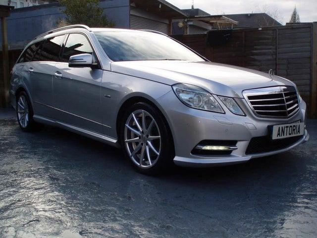 2012 Mercedes-Benz E-Class 3.0TD E350 CDI Sport Edition 125 (264bhp) CDI BlueEFFICIENCY Estate 5d 7G-Tronic (12 reg)