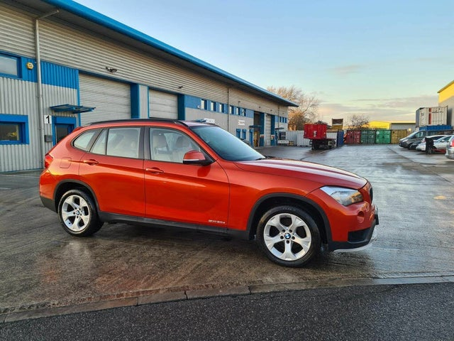 2014 BMW X1 2.0TD sDrive20d EfficientDynamics Business (64 reg)