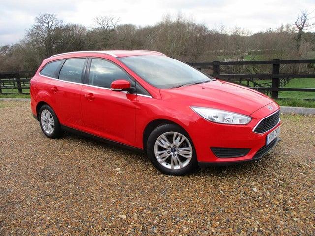 2017 Ford Focus 1.5TDCi Style ECOnetic Estate (17 reg)