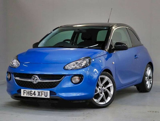 2015 Vauxhall ADAM 1.0i SLAM (64 reg)