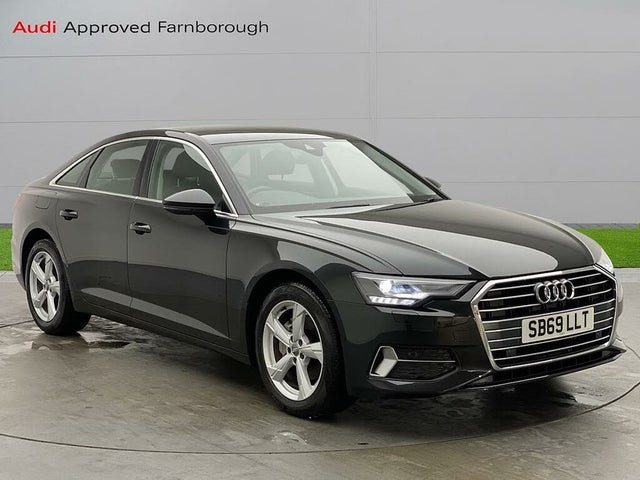 2018 Audi A4 3.0TDI V6 quattro Black Edition (272ps) Tiptronic (69 reg)
