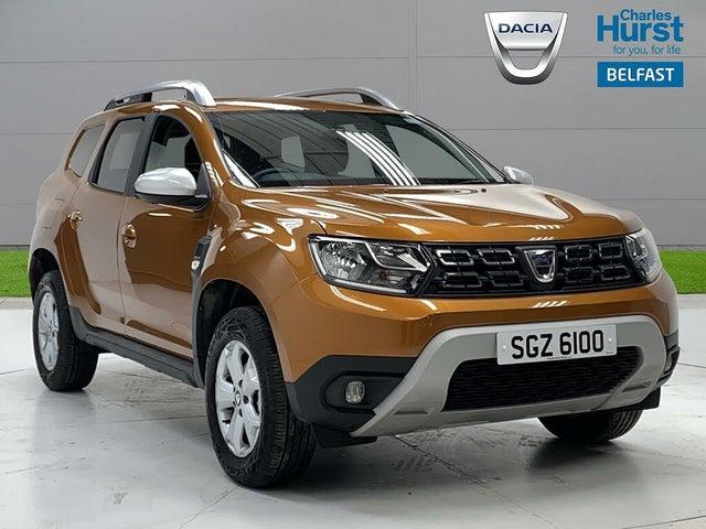 2020 Dacia Duster (Z6 reg)