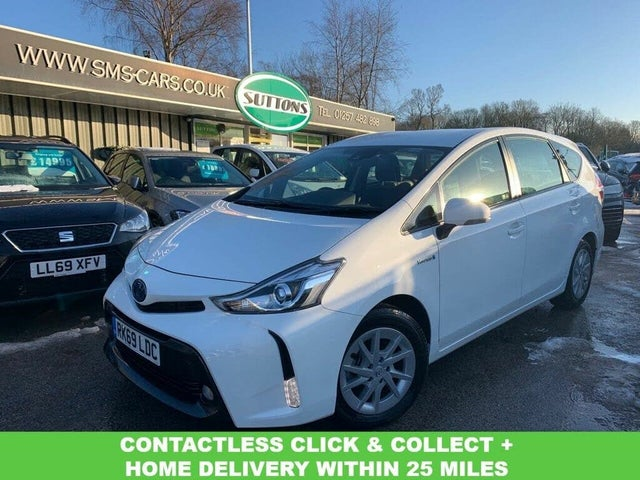 2019 Toyota Prius+ 1.8 VVT-i Icon (s/s) (69 reg)