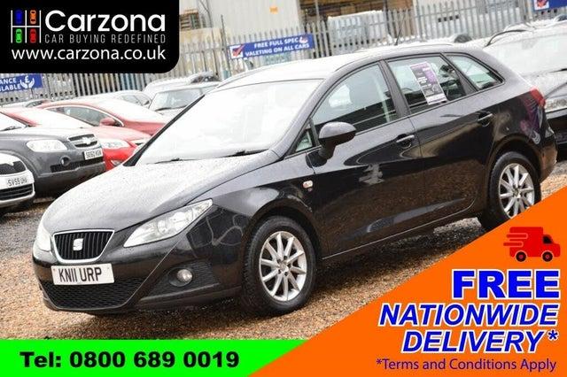 2011 Seat Ibiza 1.6TD SE (11 reg)