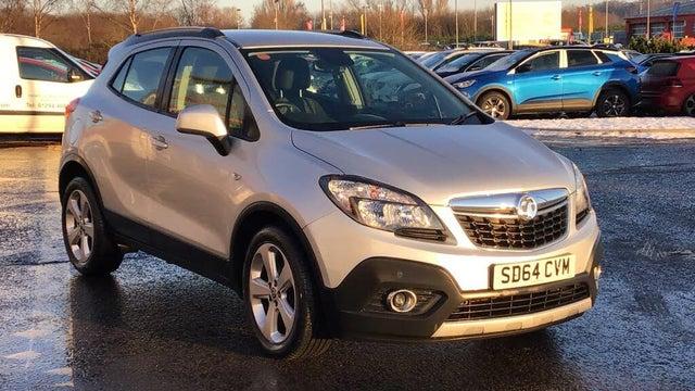2014 Vauxhall Mokka 1.6 Exclusiv (64 reg)