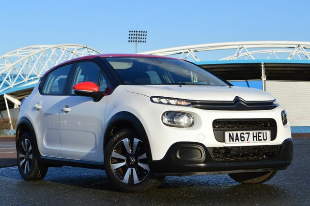 2017 Citroen C3 1.6BlueHDi Feel (100bhp) (67 reg)