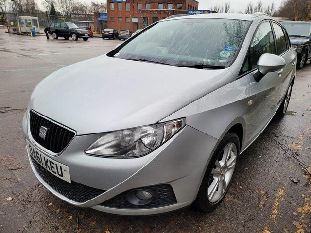 2011 Seat Ibiza 1.4 SE Copa 16v (85ps) ST Estate 5d (61 reg)