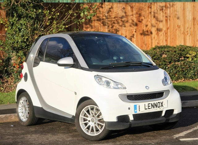 2010 Smart fortwo 1.0 Passion (71bhp) Coupe (10 reg)